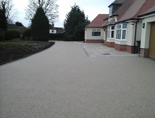 Resin Bound Surfacing